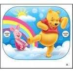 Zasłonki przeciwsłoneczne boczne 2szt. Winnie the Pooh * Disney